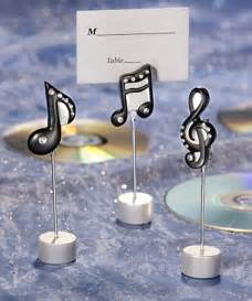 Music Themed by Wedding Decor Musical Wedding Theme