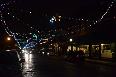 christmas festival of lights natchitoches la finding