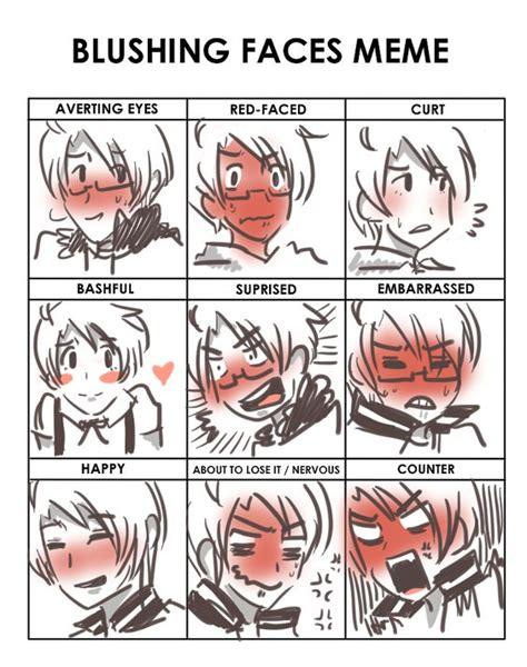 Blush Meme - dads my character and blush on pinterest