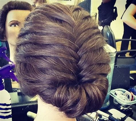 braided hairstyles savannah french braid updo cosmetology student and french braids