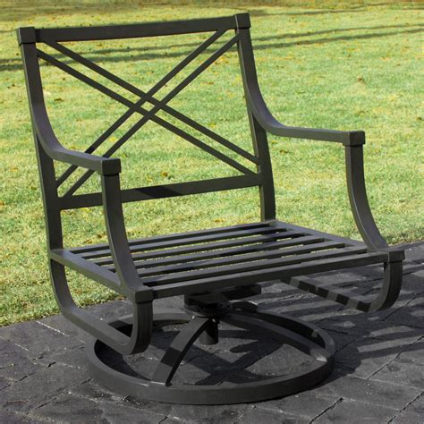 Metal Outdoor Furniture by Lovely Black Metal Outdoor Chairs Rtty1 Rtty1