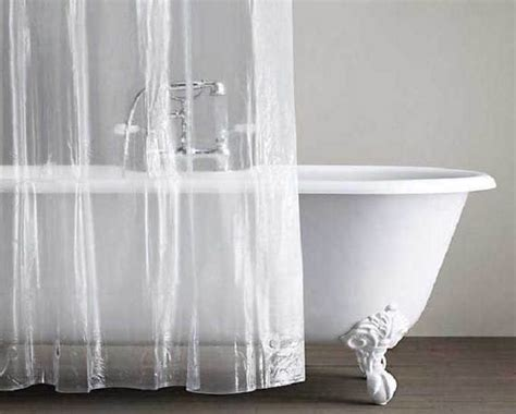 Best Way To Clean Shower Curtain by How To Clean A Shower Curtain Liner Dailyscene