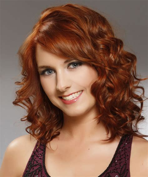 haircuts for redheads styling ideas for redheads with naturally curly hair the