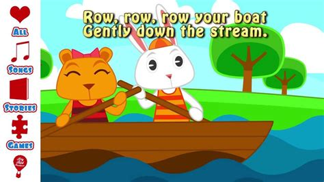 row row row your boat video song free download row your boat lyrics youtube nursey rhyme song free