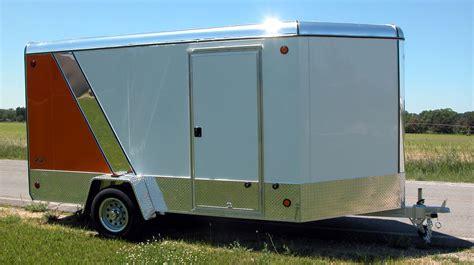 in trailer aluminum cargo trailer vdc platinum series rnr trailers
