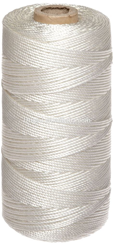 Buy String - 3mm white braided rope use for construction string