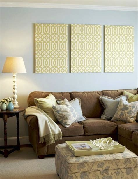 light blue and brown living room light blue walls light yellow accents and chocolate brown