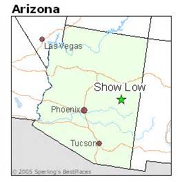 map of show low arizona best places to live in show low arizona