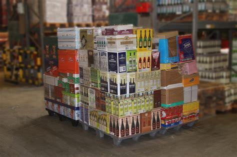 food distribution pallet admired  lyon trade fair