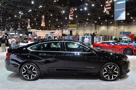 blackout chevy impala 2016 2015 chevrolet impala blackout concept sema 2014 photo