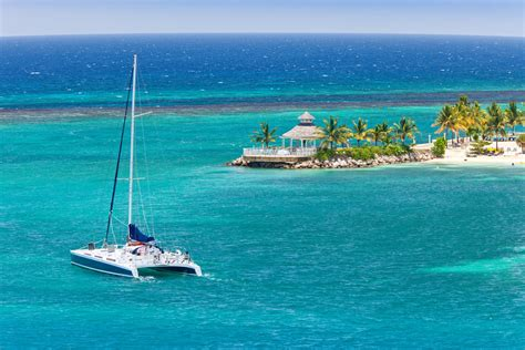 catamaran kingston jamaica quand partir pour une croisi 232 re catamaran cara 239 bes