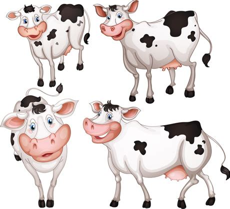 cow clipart cow free vector 353 free vector for commercial