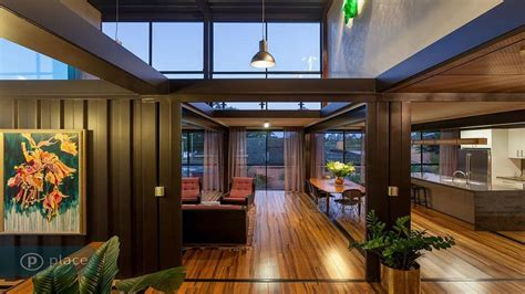dining room interiors shipping container home house
