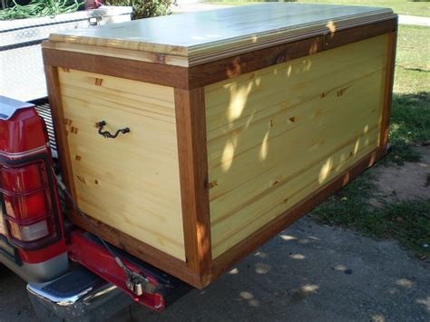 finish   hope chest woodworking talk woodworkers forum