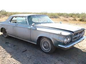 Chrysler For Sale 1963 Chrysler 300 For Sale Classiccars Cc 397119
