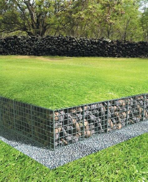 Gabion Garden Wall Sweet And Spicy Bacon Wrapped Chicken Tenders Gabion
