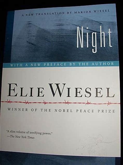night by elie wiesel elie wiesel s work and its relevance today twenty minutes a day a step towards a balanced life