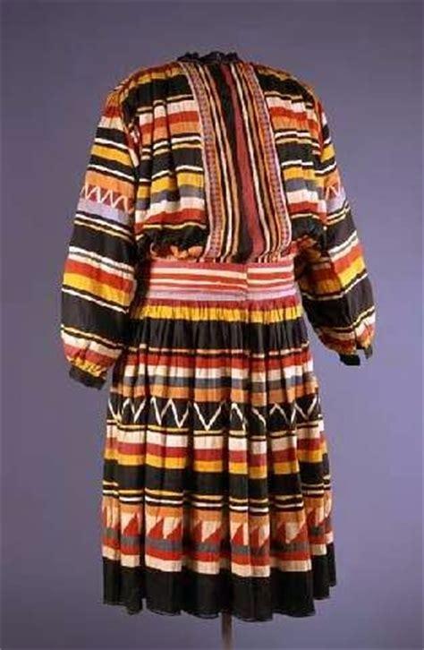 Seminole Patchwork History - museum seminole clothing search seminole