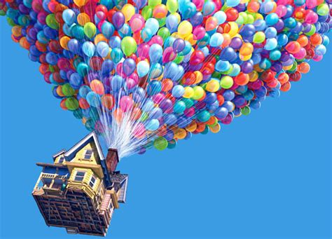 casa di up prevalentemente anime e up quanti palloncini ci