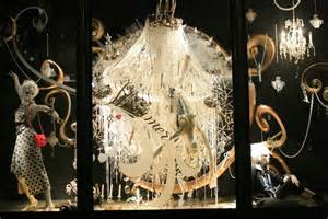 Swinging From A Chandelier Dream Land The Window Display Blog