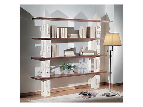 librerie scontate libreria modulare in pietra ripiani in vetro o legno