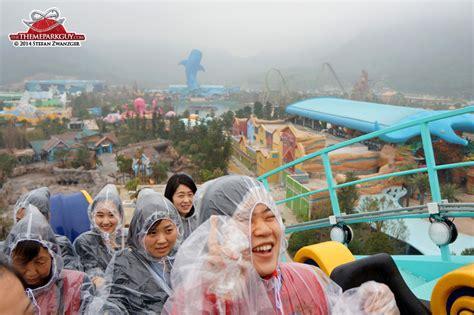 theme park zhuhai chimelong ocean kingdom photos by the theme park guy