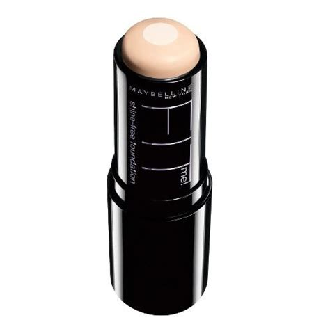 Maybelline Fit Me Foundation Stick Maybelline Fit Me Shine Free Foundation Stick Porcelain