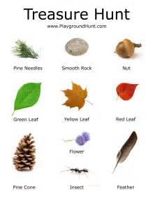 nature scavenger hunt printable printable treasure hunt for preschoolers outdoors kids