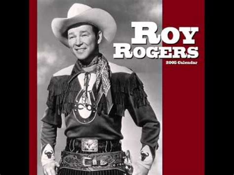 roy rogers home on the range