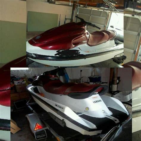 motorboot jetski jetski yamaha xl 700 3 sitzer in k 246 ln motorboote