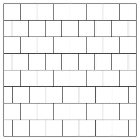 tile pattern running bond white bathroom tile square running bond google search