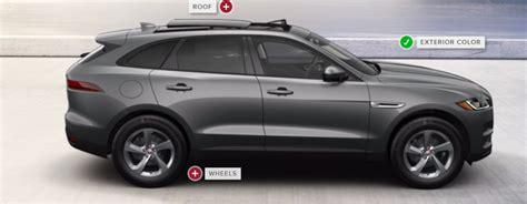jaguar f pace grey what are the 2017 jaguar f pace exterior color options