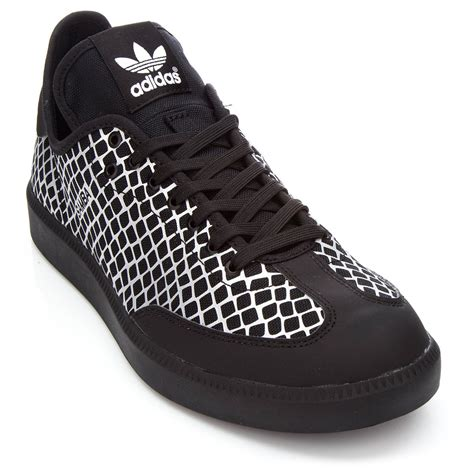 adidas samba mc metallic snake shoes