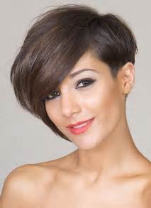 asymmetrical hairstyles for asymmetrical short haircuts and hairstyles 2017 collection images