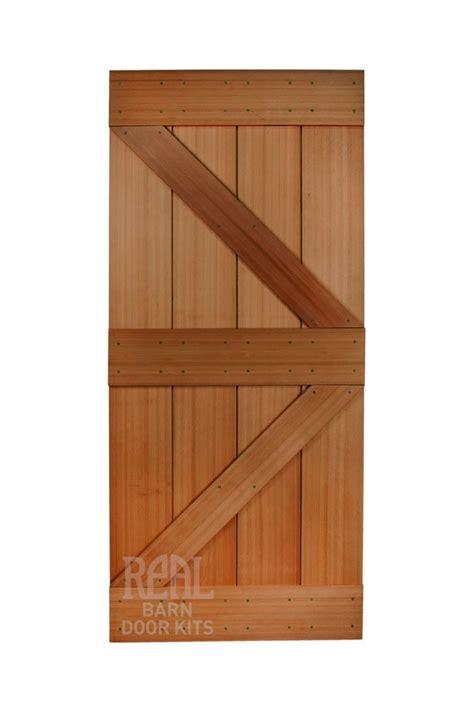 Western Red Cedar Barn Door Cedar Barn Door