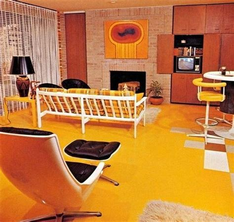 1970s Living Room by 1970s Living Room Design Vintage Interior Picturebook