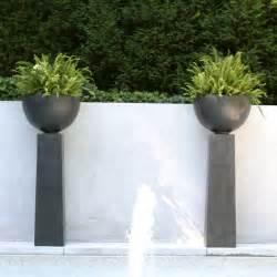 pedestal planters outdoor master nh078 jpg
