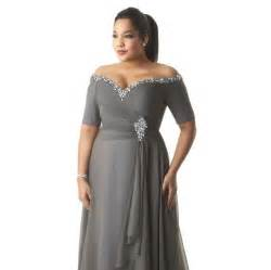 chagne color plus size dresses style 55454 sleeve grey and the shoulder