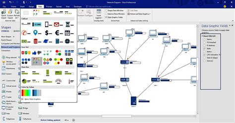 visio web viewer the new visio is here work visually office blogs