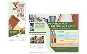 brochure illustrator template illustrator templates brochures flyers stocklayouts