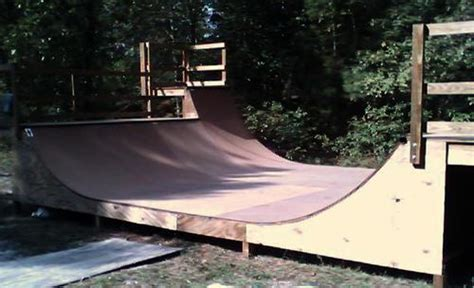 backyard half pipe triyae com small backyard halfpipe various design
