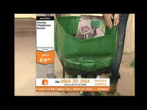 bid up tv wheelbarrow booster as seen on bid up tv