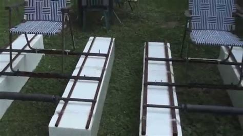 homemade styrofoam rafts youtube
