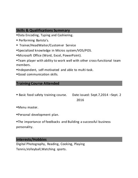 another word for resume resume ideas