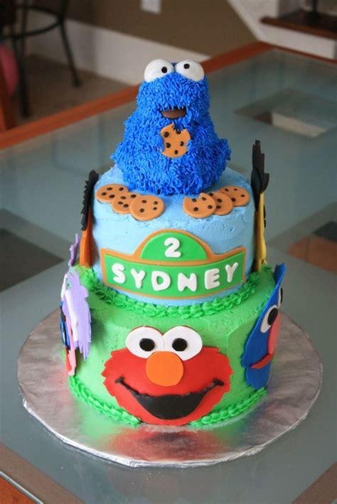 st cake sesame birthday cake all fondant details