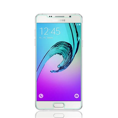 Tempered Glass Samsung Galaxy A510tempered Glass A510 samsung galaxy a5 sm a510 2016 tempered glass 9007