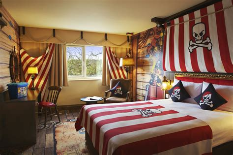 pirate room calif legoland hotel opens brick doors to reservations cnet