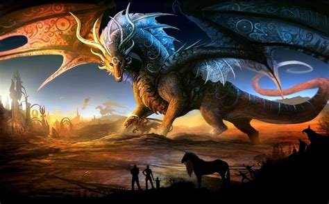 fantasy images fantasy dragons wallpaper and background