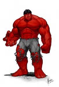 red hulk bleach manga scarlet spider marvel legends