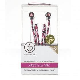 Chicbuds Arts Earbudsmicrophone Camille chicbuds arts earbuds with microphone flora jakartanotebook
